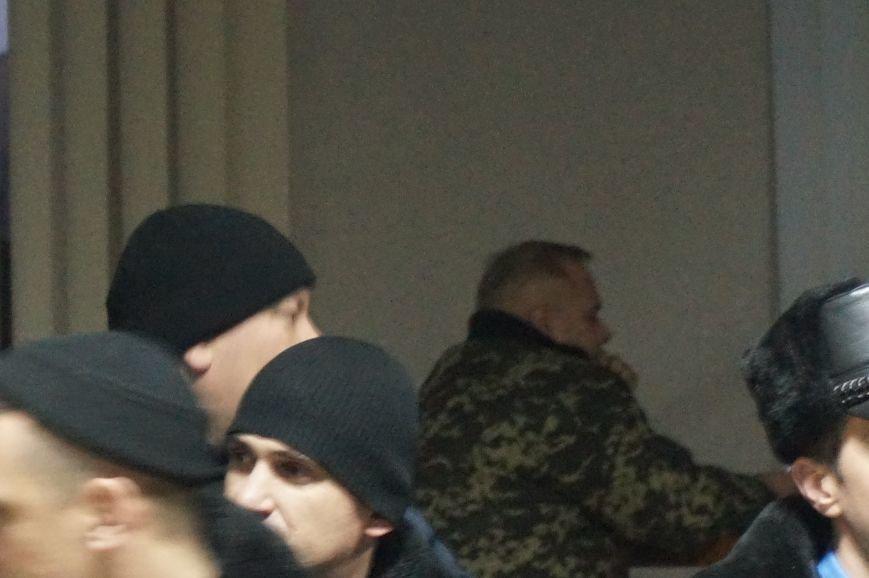 Криворожане активно записываются в «Громадську варту», созданную после народного вече (ФОТО) (фото) - фото 1