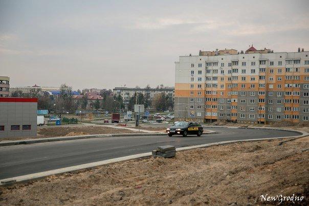 Вотофакт: в Гродно на перекрестке улиц Дзержинского и Терешковой возникла путаница из-за новой разметки (фото) - фото 5