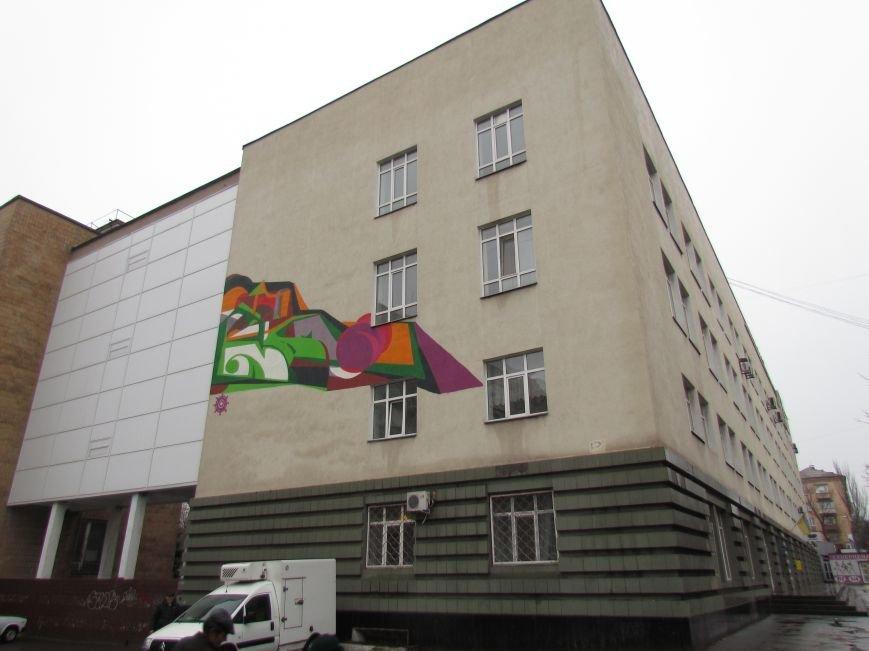 Стены Мариуполя становятся произведениями искусства (ФОТОФАКТ), фото-1