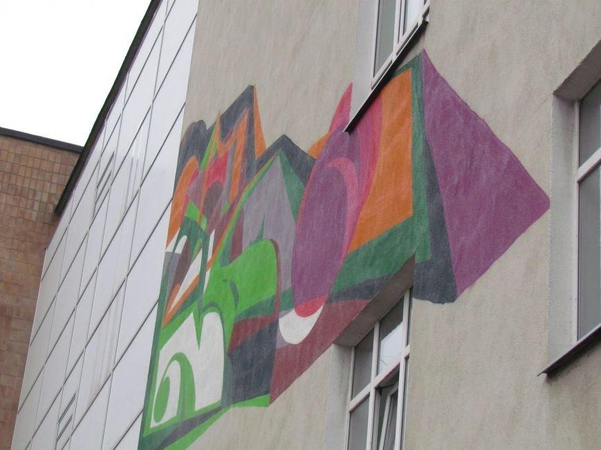 Стены Мариуполя становятся произведениями искусства (ФОТОФАКТ), фото-3