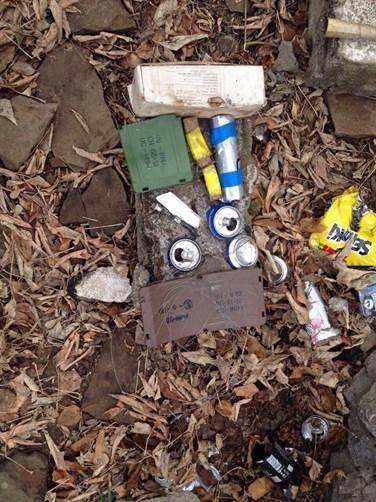 В Артемовском районе СБУ обнаружила хранилище с противотанковыми и противопехотными минами (фото) - фото 1