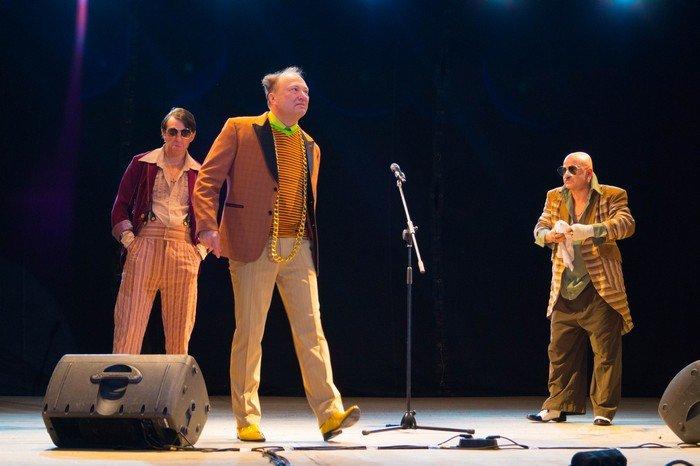 Концерт Юрия Гальцева в Гродно: много смеха, положительные флюиды и классика юмора (фоторепортаж) (фото) - фото 16