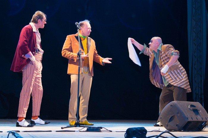 Концерт Юрия Гальцева в Гродно: много смеха, положительные флюиды и классика юмора (фоторепортаж) (фото) - фото 18
