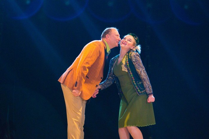 Концерт Юрия Гальцева в Гродно: много смеха, положительные флюиды и классика юмора (фоторепортаж) (фото) - фото 13