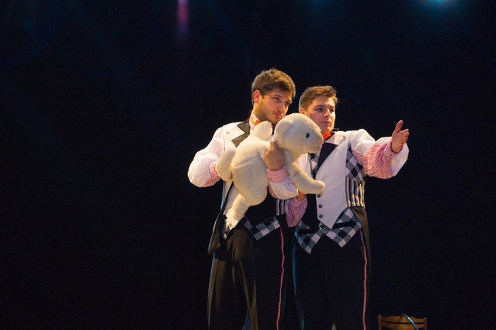 Концерт Юрия Гальцева в Гродно: много смеха, положительные флюиды и классика юмора (фоторепортаж) (фото) - фото 10