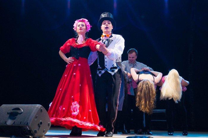Концерт Юрия Гальцева в Гродно: много смеха, положительные флюиды и классика юмора (фоторепортаж) (фото) - фото 5