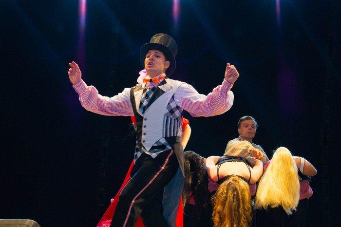 Концерт Юрия Гальцева в Гродно: много смеха, положительные флюиды и классика юмора (фоторепортаж) (фото) - фото 6