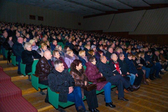 Концерт Юрия Гальцева в Гродно: много смеха, положительные флюиды и классика юмора (фоторепортаж) (фото) - фото 2
