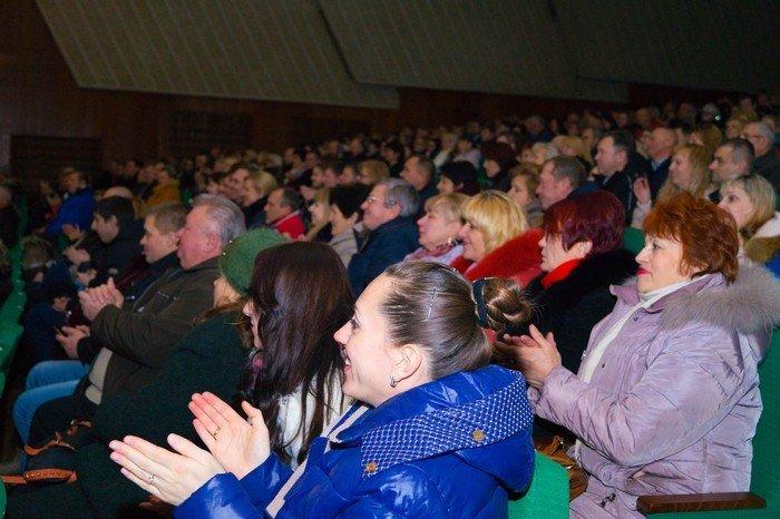 Концерт Юрия Гальцева в Гродно: много смеха, положительные флюиды и классика юмора (фоторепортаж) (фото) - фото 4