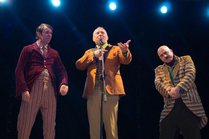 Концерт Юрия Гальцева в Гродно: много смеха, положительные флюиды и классика юмора (фоторепортаж) (фото) - фото 14