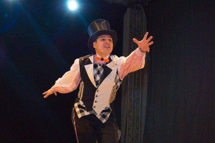 Концерт Юрия Гальцева в Гродно: много смеха, положительные флюиды и классика юмора (фоторепортаж) (фото) - фото 8