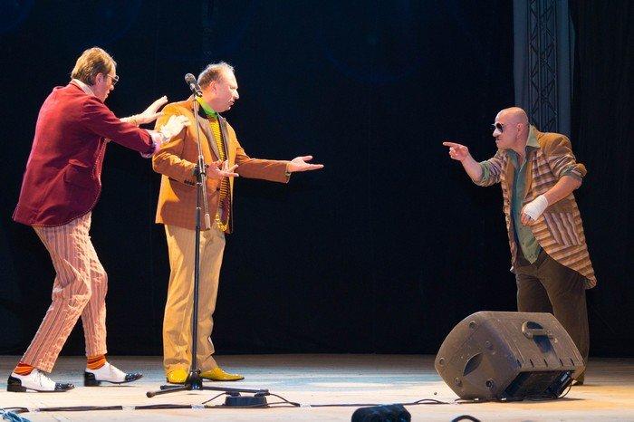 Концерт Юрия Гальцева в Гродно: много смеха, положительные флюиды и классика юмора (фоторепортаж) (фото) - фото 17
