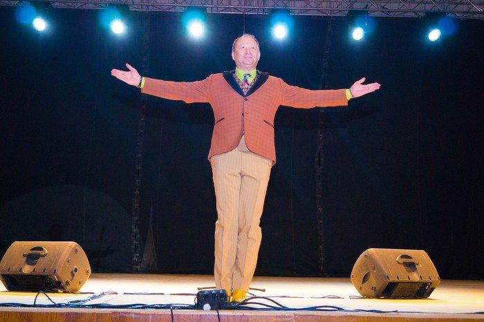 Концерт Юрия Гальцева в Гродно: много смеха, положительные флюиды и классика юмора (фоторепортаж) (фото) - фото 1