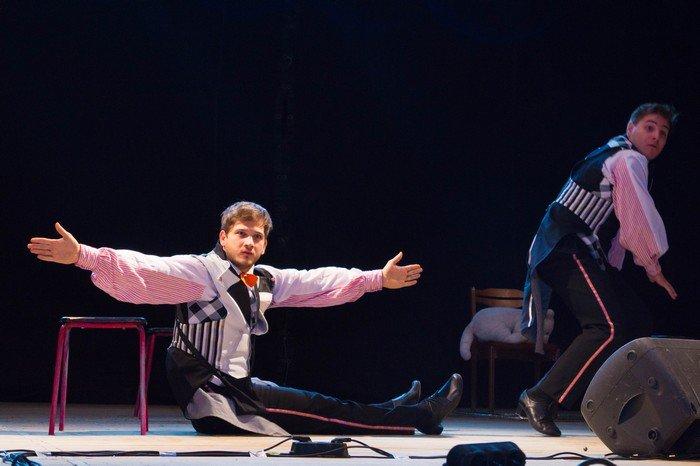 Концерт Юрия Гальцева в Гродно: много смеха, положительные флюиды и классика юмора (фоторепортаж) (фото) - фото 9
