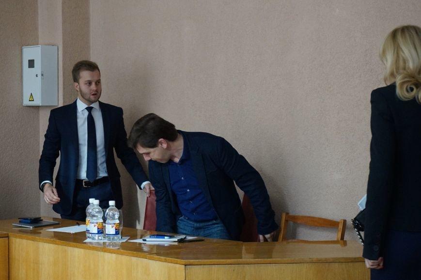 В Кривом Роге начала работу спецкомиссия Верховной Рады по расследованию фальсификаций на выборах (ФОТО) (фото) - фото 2