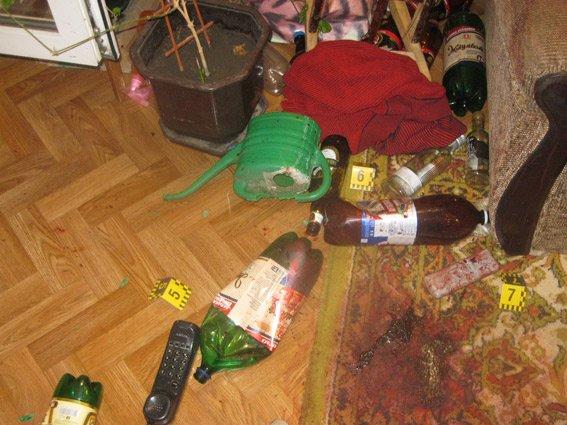 На Харьковщине мужчина раскроил череп топором соседу(ФОТО18+) (фото) - фото 1