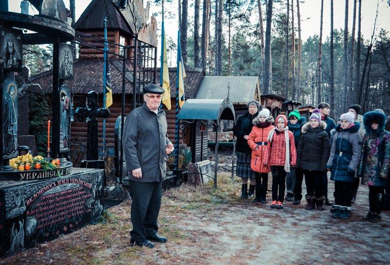 У «Поліській хаті» відбувся захід-реквієм «Один день 33-го» (фото) - фото 1