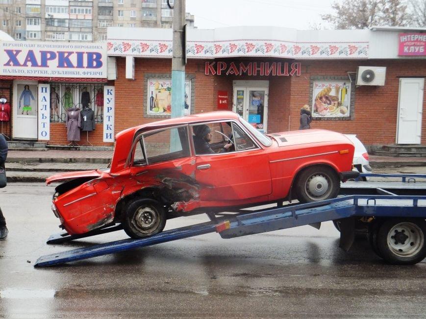 В Кировограде случилось мощное ДТП. ФОТО (фото) - фото 1