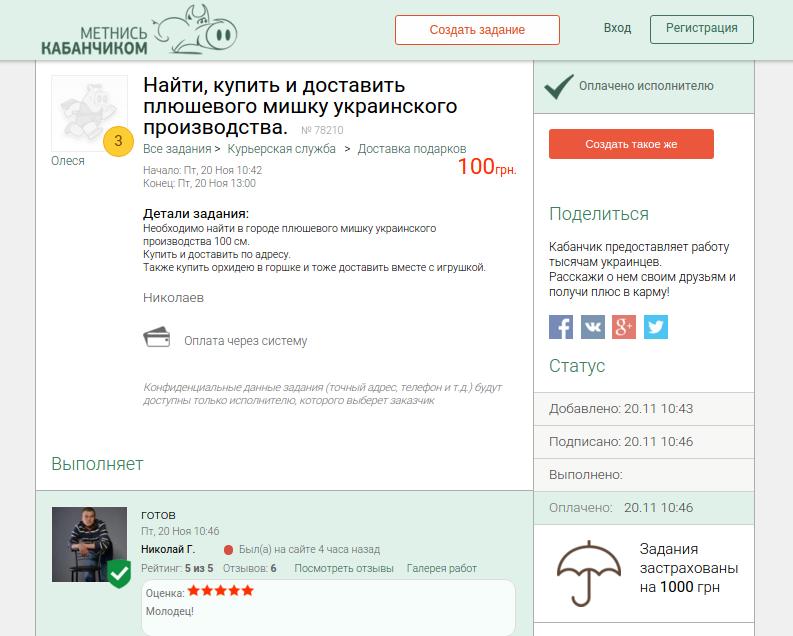В Николаеве ищут подработку с помощью Кабанчика (фото) - фото 3