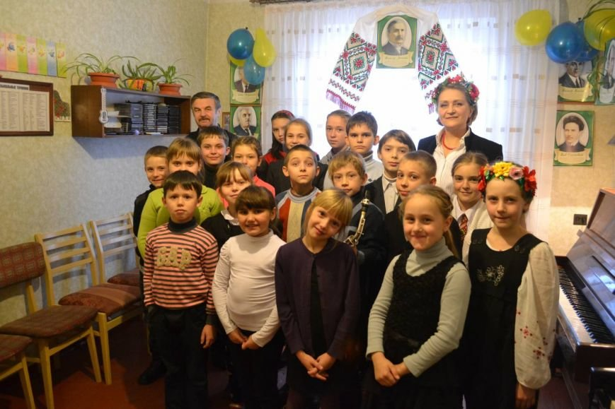 В поселке Водянское состоялся концерт (фото) - фото 1