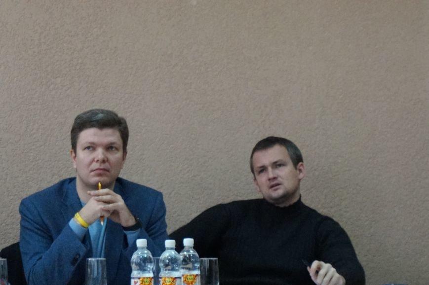 Парламентская спецкомиссия изучает информацию о возможных фальсификациях на выборах в Кривом Роге (ФОТО, ДОПОЛНЕНО) (фото) - фото 1