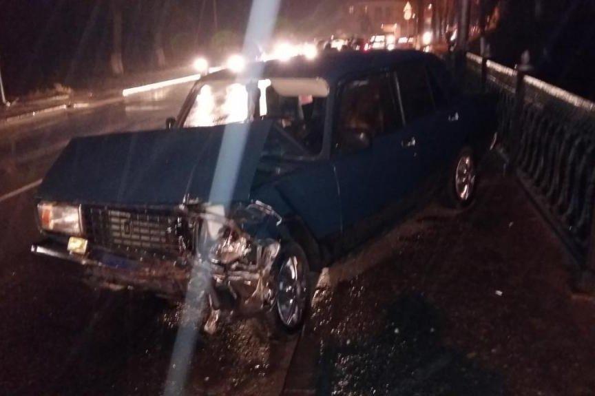 В Белгородской области в ДТП пострадала семья с двухлетним ребёнком, фото-1