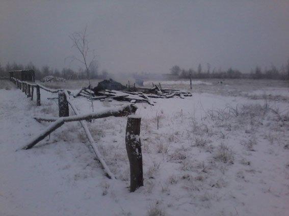 На Рівненщині зять підпалив будинок разом із тещею, дружиною та гостею (фото) - фото 1