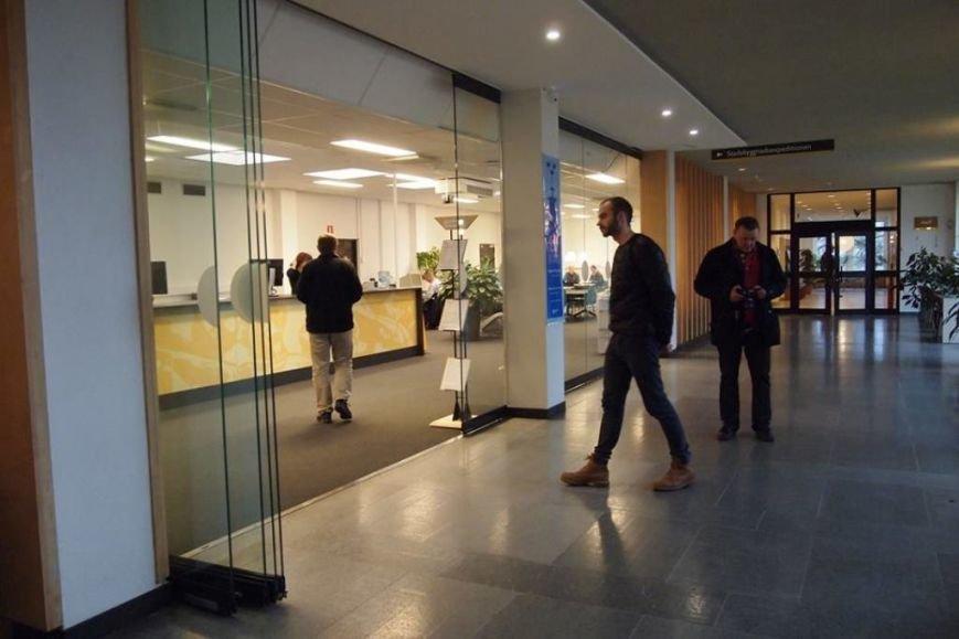 Stockholm city planning office