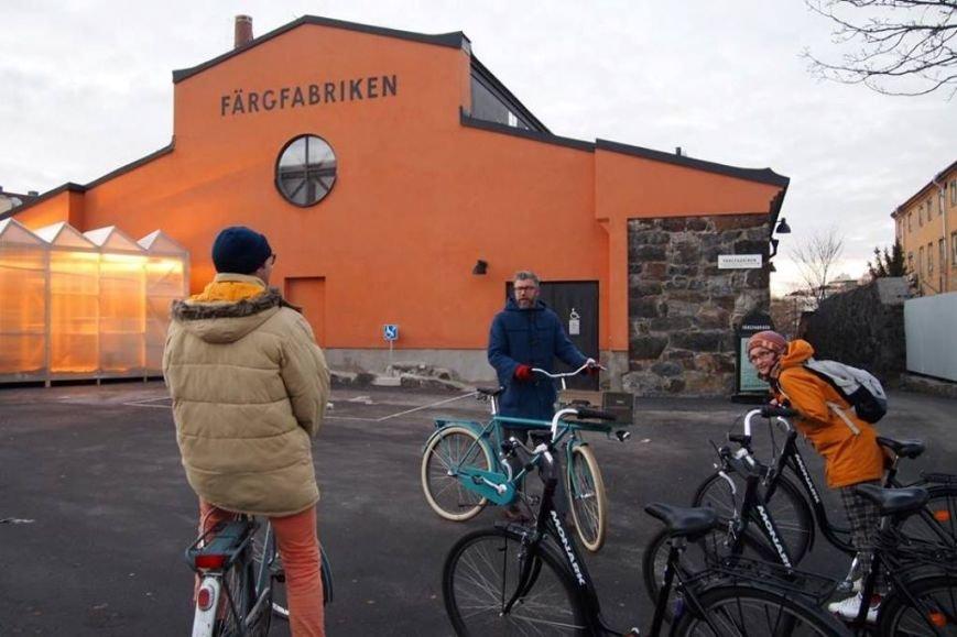 Полтавська велоактивістка у Швеції вивчала розвиток міст, культури та сучасного мистецтва (фото) - фото 1