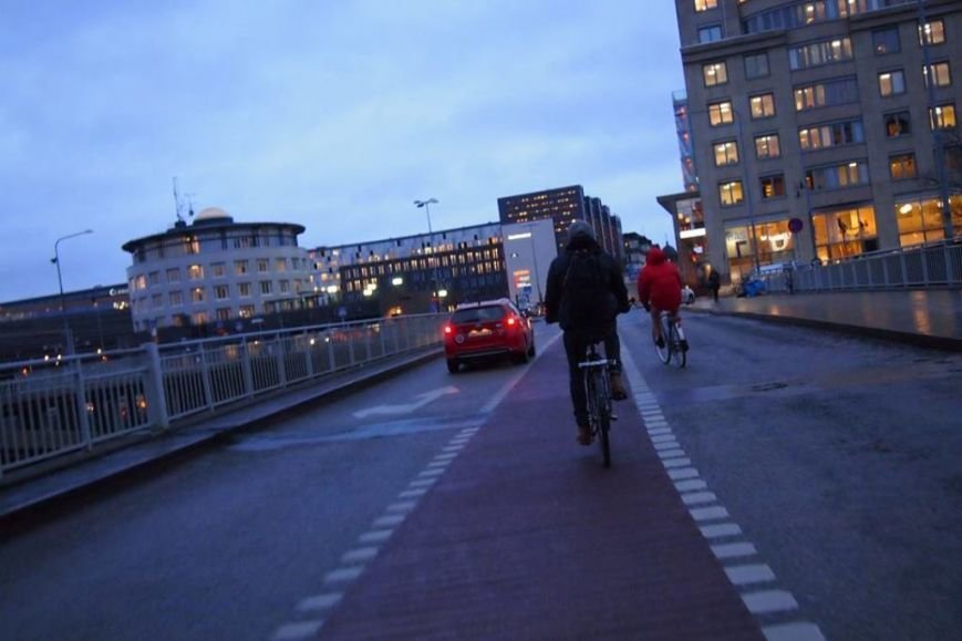 Вечірній Стокгольм