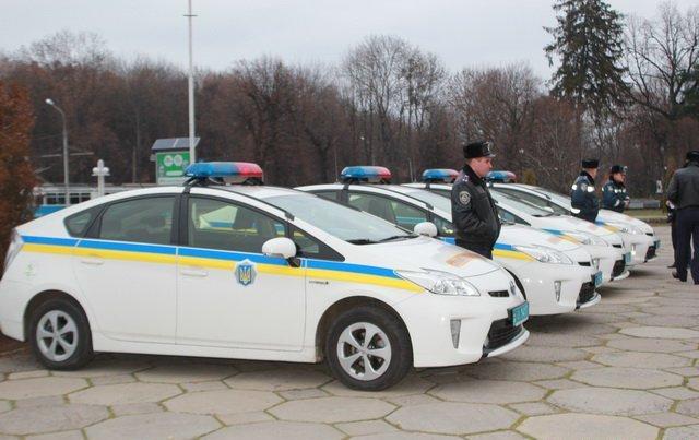 Як поліція Вінницю патрулює, фото-1
