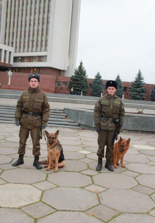 Як поліція Вінницю патрулює, фото-2