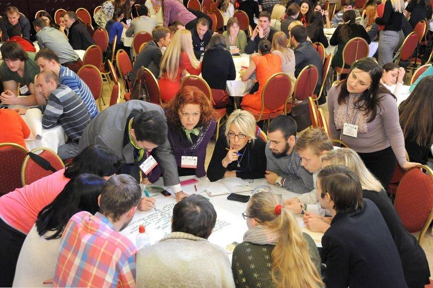 Днепродзержинские активисты побывали на молодежной стратегической сессии (фото) - фото 4