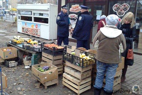 Мариупольские полицейские устроили рейд в центре города (ФОТО), фото-3