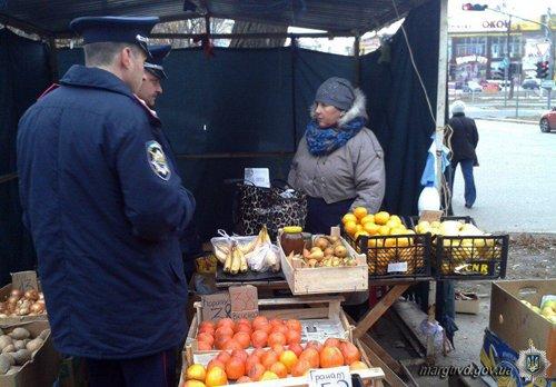 Мариупольские полицейские устроили рейд в центре города (ФОТО), фото-1