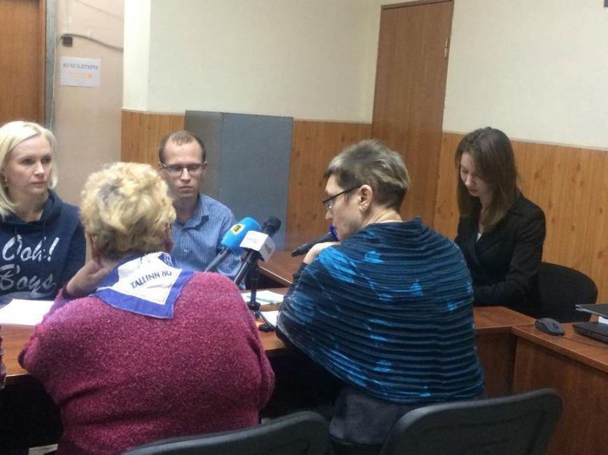 В Мариуполе члены Орджоникидзевской районной комиссии привезли протоколы(ФОТО,ВИДЕО), фото-1