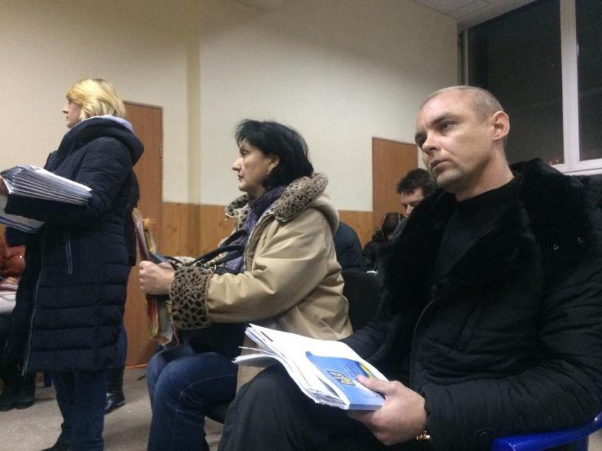 В Мариуполе члены Орджоникидзевской районной комиссии привезли протоколы(ФОТО,ВИДЕО), фото-4