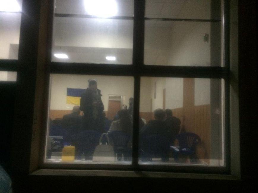 В Мариуполе члены Орджоникидзевской районной комиссии привезли протоколы(ФОТО,ВИДЕО), фото-2