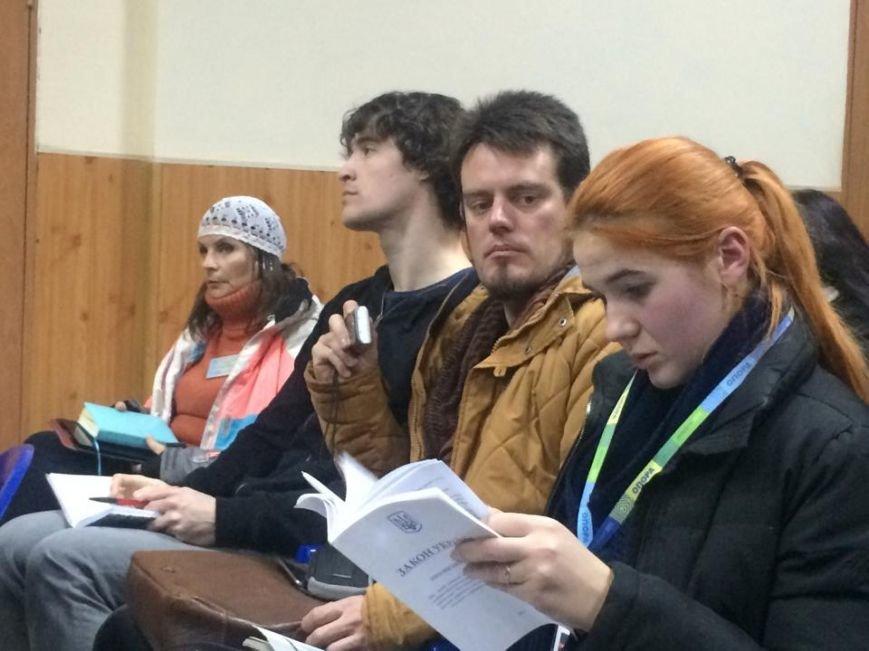 В Мариуполе члены Орджоникидзевской районной комиссии привезли протоколы(ФОТО,ВИДЕО), фото-5