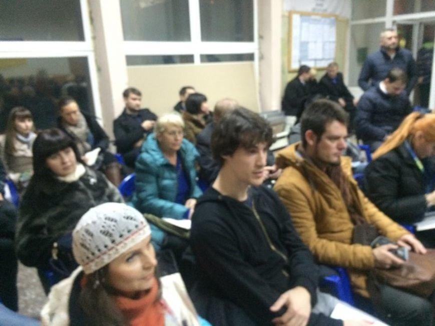В Мариуполе члены Орджоникидзевской районной комиссии привезли протоколы(ФОТО,ВИДЕО), фото-3