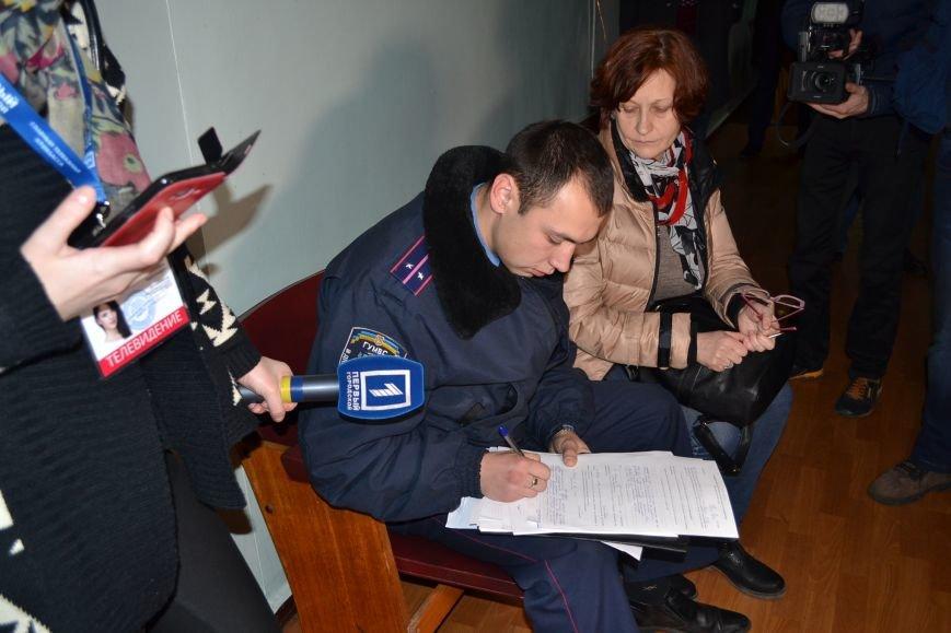 Члены горизбиркома сегодня предупредят местные политсилы о необходимости внесения новых кандидатур в состав районных комиссий (ФОТО), фото-3