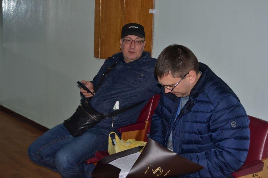 Члены горизбиркома сегодня предупредят местные политсилы о необходимости внесения новых кандидатур в состав районных комиссий (ФОТО), фото-1