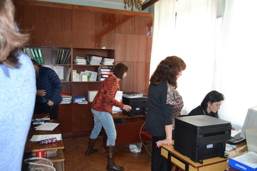 Члены горизбиркома сегодня предупредят местные политсилы о необходимости внесения новых кандидатур в состав районных комиссий (ФОТО), фото-9
