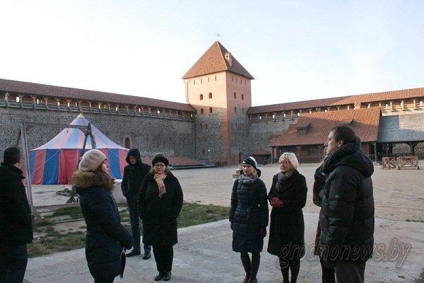 Гродненскую область в рамках пресс-тура посетили члены Клуба журналистов Литвы (фото) - фото 2
