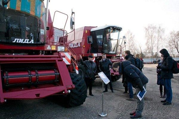 Гродненскую область в рамках пресс-тура посетили члены Клуба журналистов Литвы (фото) - фото 1