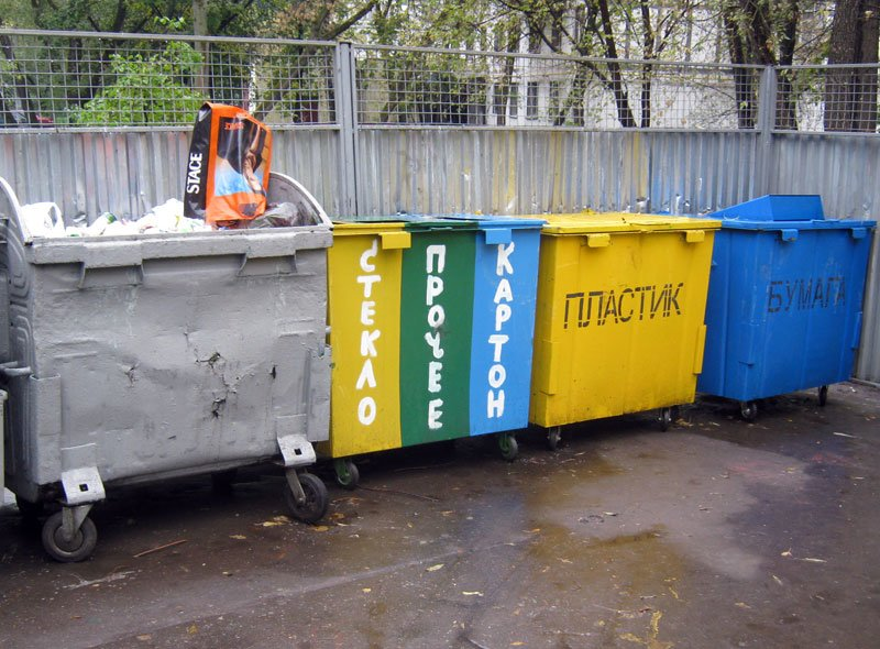 Одесский предприниматель хочет внедрить в городе систему раздельного сбора мусора (ФОТО) (фото) - фото 1