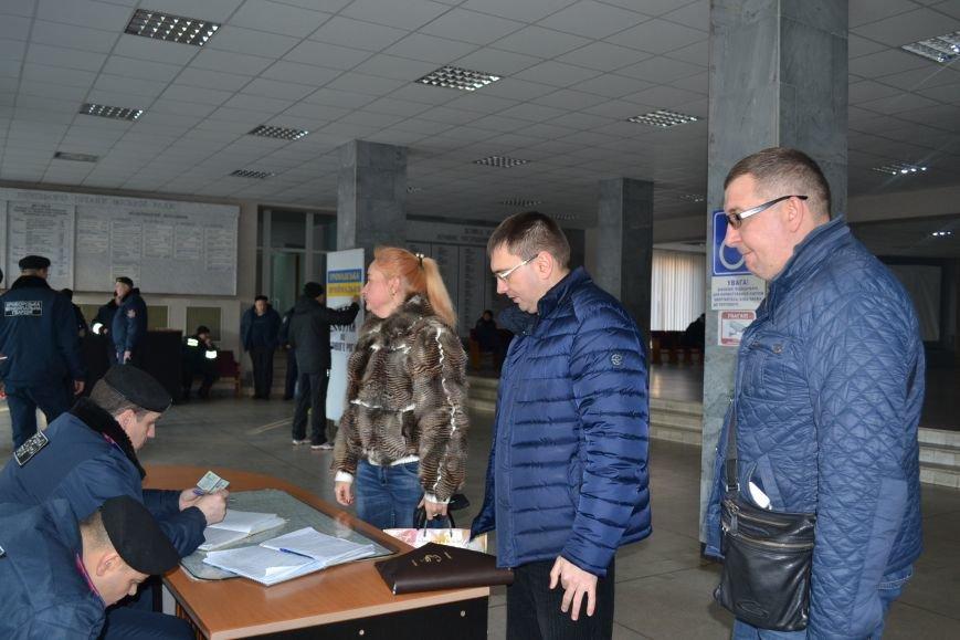 В Кривом Роге чиновники блокируют работу горизбиркома (ФОТО), фото-2