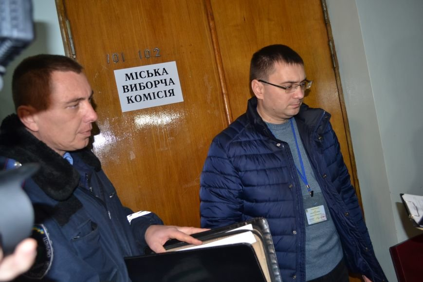 В Кривом Роге чиновники блокируют работу горизбиркома (ФОТО), фото-5