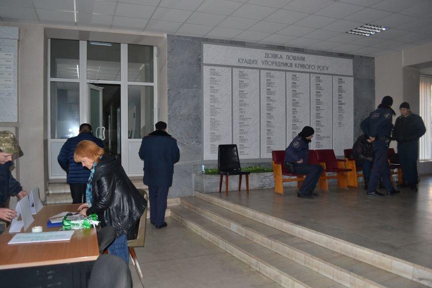 В Кривом Роге чиновники блокируют работу горизбиркома (ФОТО), фото-3