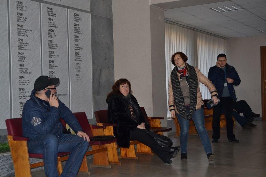 В Кривом Роге чиновники блокируют работу горизбиркома (ФОТО), фото-4